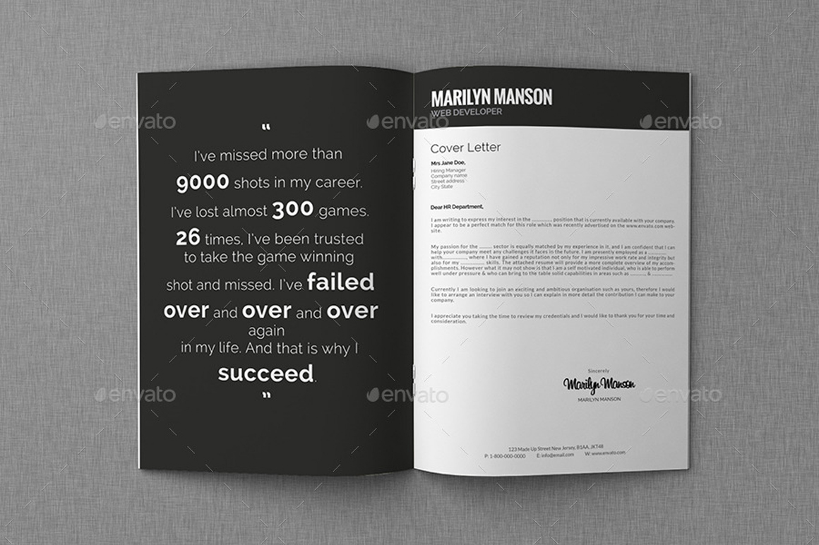 Giant Design | Resume CV Portfolio